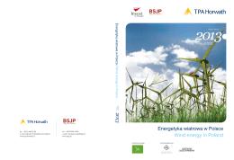 Energetyka Wiatrowa w Polsce 2013