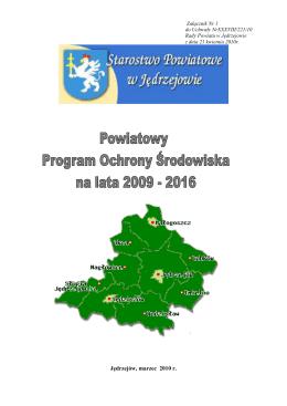 CZĘŚĆ A - Powiat Jędrzejowski