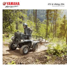 ATV & Viking 2014 - Sklep części Yamaha