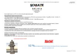 Szennyvíz és csapadékcsatorna termékek Árlista