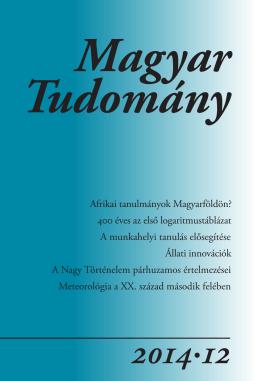 14•1 - Magyar Tudomány