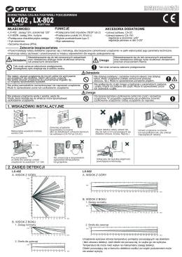 instrukcja użytkowania tablicowego termometru cyfrowego