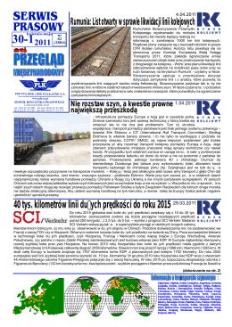 ORYGINAŁ/KOPIA Kraków, dnia 24 lipca 2012 r. Regionalny