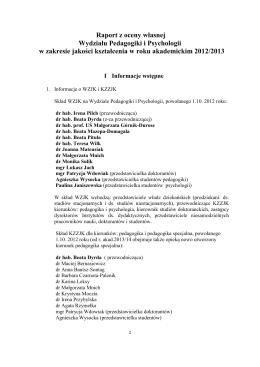 plan zajęć zespołu szkół muzycznych w bochni na rok szkolny 2014