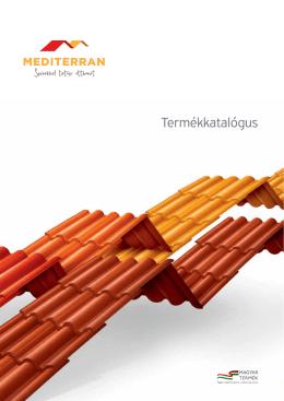 Mediterrán termékkatalógus