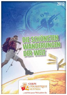 """""""Die schönsten Wanderungen der Welt"""" zum"""
