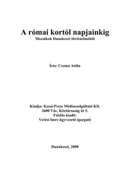 603 Kb - Kölcsey Ferenc Városi Könyvtár