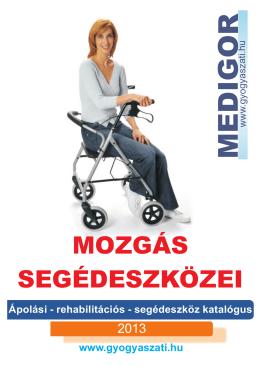 Mozgás eszkozei - GYOGYASZATI.HU