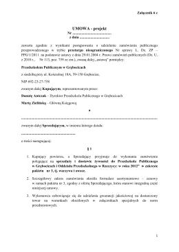 Formularz wymiany lub odstąpienia od umowy