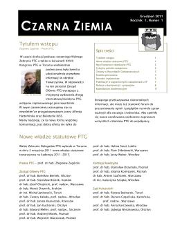 CZARNA ZIEMIA