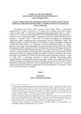 Statut I Liceum Ogólnokształcącego im. T. Kościuszki w Jarocinie