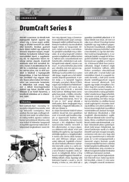 DrumCraft Series 8