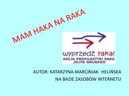 program profilaktyczny - I Liceum Ogólnokształcące im. Tadeusza