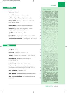 A lapszám PDF dokumentumként való letöltéséhez