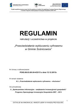 Dokumenty, które należy złożyć wraz z wnioskiem o uruchomienie i