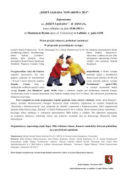 6 września 2014 r. z inicjatywy Prezydenta Rzeczypospolitej