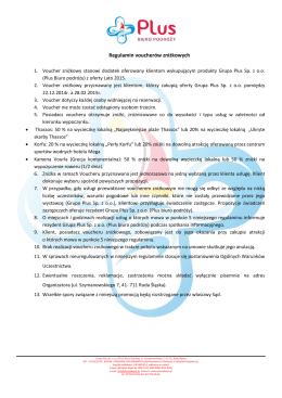 Klauzula nr 6 do OWU Wojażer – PZU Pomoc w Podróży