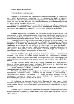 Stanowisko Konwentu Powiatów Województwa Mazowieckiego z