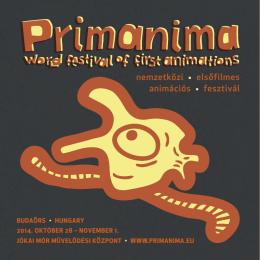 nemzetközi • elsőfilmes animációs • fesztivál
