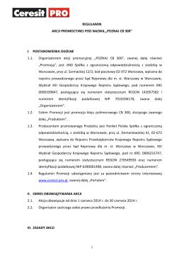 ODWIEDŹ NAS W INTERNECIE: www.chojniczanin.pl Poznaj osobę