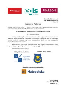 tematy projektów edukacyjnych w roku szkolnym 2012/2013