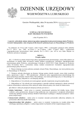 """""""Programu współpracy"""" na rok 2014."""