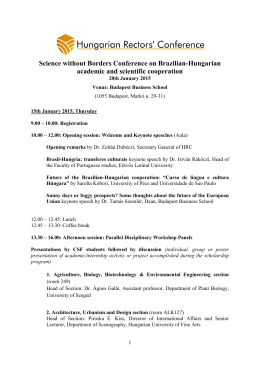 Science without Borders Conference program-2