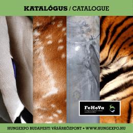 KATALÓGUS / CATALOGUE