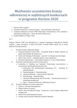 program wykładów monograficznych