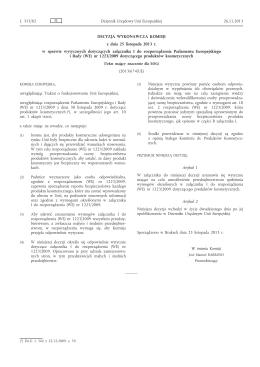 PDF ogłoszony - Ministerstwo Spraw Wewnętrznych