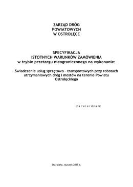 Załącznik nr 6. Wzór umowy Umowa nr …… zawarta w dniu …… we
