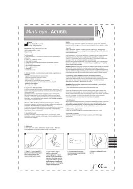 Töltse le a használati útmutatót (PDF) - Multi