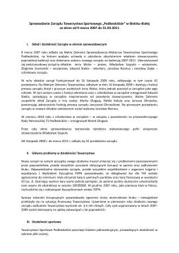 Terminarz Pucharu Śląska Amatorów i Weteranów