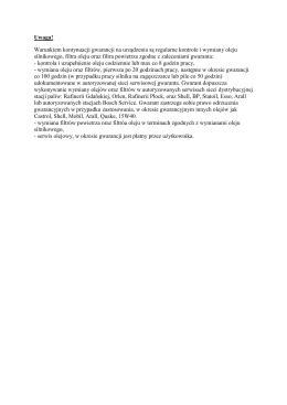 Regulamin kontroli zbiorów Systemu biblioteczno