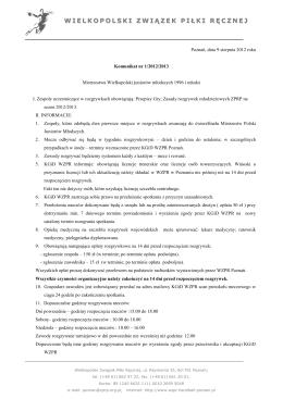 Biuletyn informacyjny LZPN 4/2013