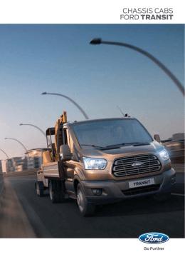 Ford Transit Fülkés Alvázak katalógus