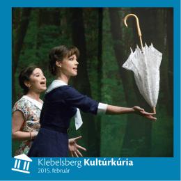 Annuska - Klebelsberg Kultúrkúria