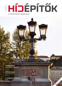 Hídépítők újság 2014/2 - A
