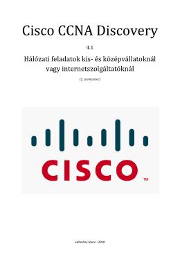 Cisco CCNA Discovery