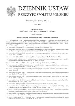 USTAWA z dnia 17 lutego 2005 r. o informatyzacji działalności