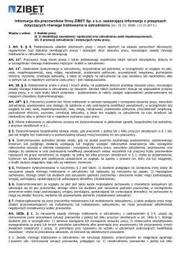 Regulamin Akcji do pobrania