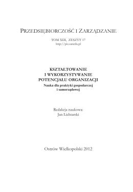 Szkolny program profilaktyki. - Szkoła Podstawowa nr 1 w Krakowie
