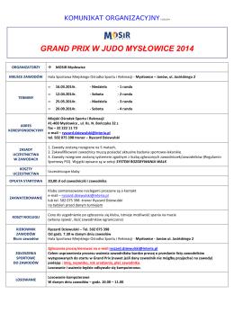 Ulotka informacyjna - Metody i Zastosowania Badań Operacyjnych `12
