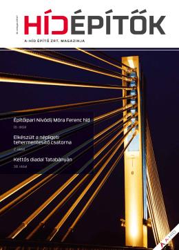 Hídépítők újság 2013/1 - A