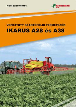 IKARUS A28 és A38
