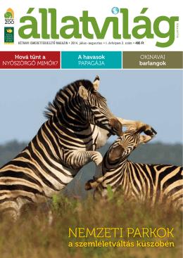 nEmzETi parkOk - Állatvilág magazin