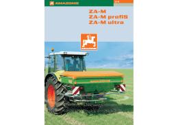 Amazone ZA-M műtrágyaszórók - Hanki