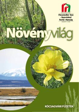 Növényvilág - Fertő-Hanság Nemzeti Park