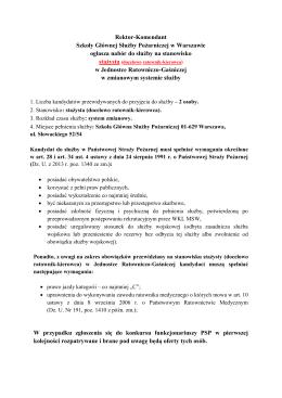 Komenda Powiatowa Państwowej Straży Pożarnej w Miliczu