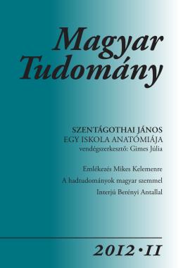 1•11 - Magyar Tudomány